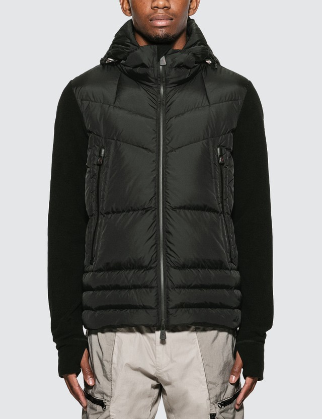 Moncler Maglia Down Cardigan