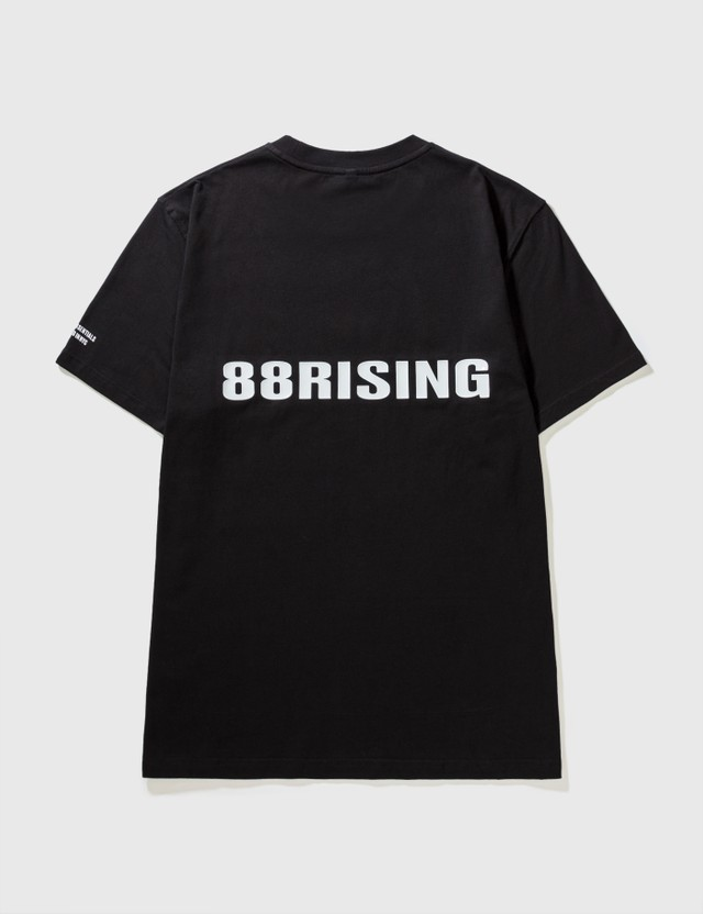 88rising 88 Core T-shirt Black Unisex