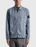Stone Island Big Pocket Zip Shirt Picture