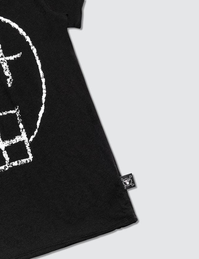 NUNUNU Sketch Skull T-Shirt