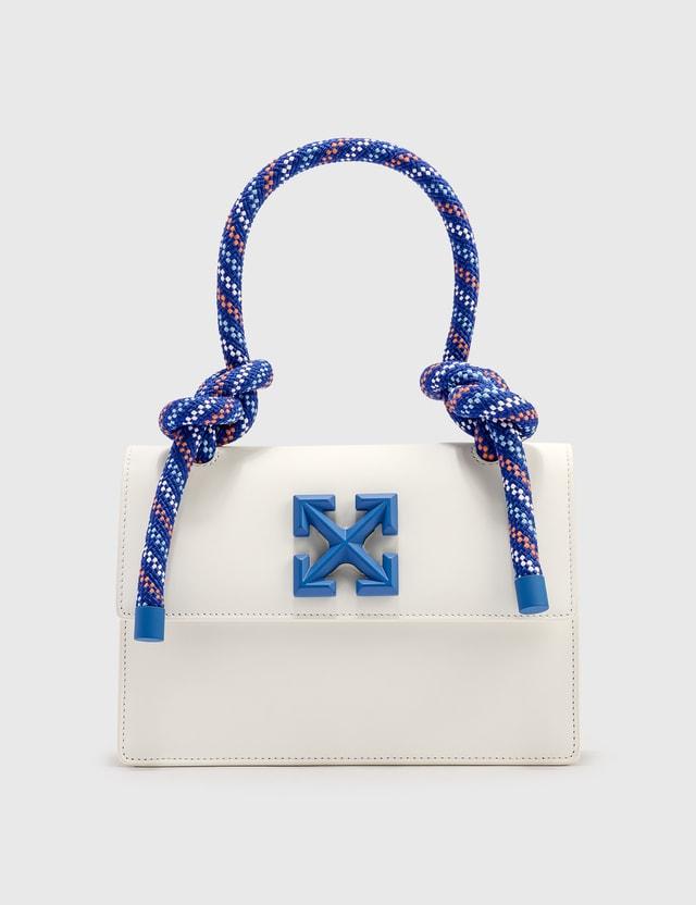 Off-White 1.4 Gummy Jitney Tote Bag Off White No Color Women