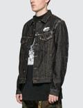 Off-White Arrow Slim Denim Jacket