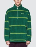 Polar Skate Co. Striped Fleece Pullover 2.0 Picture