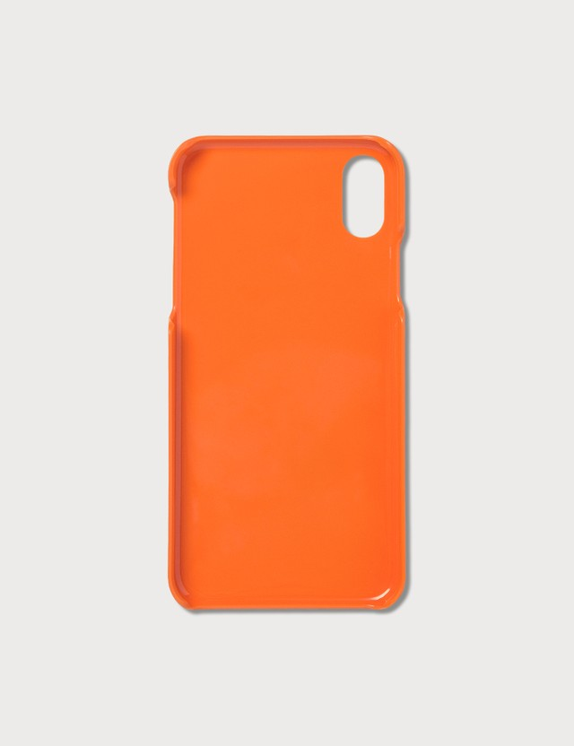 Maison Kitsune Tricolor Fox iPhone X Case