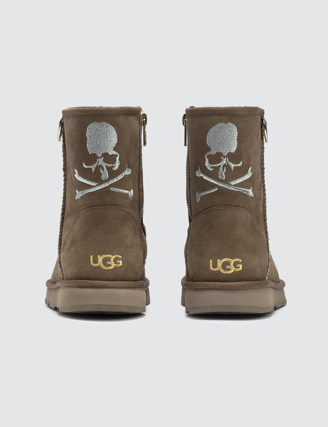 9ff290e6f2a Mastermind X UGG Classic Mini Boots
