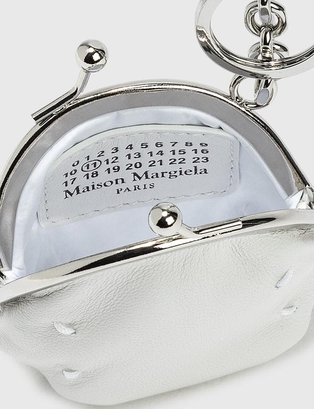 Maison Margiela Coin Case White Women