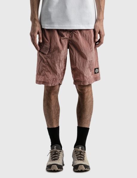 스톤 아일랜드 Stone Island Nylon Metal Shorts