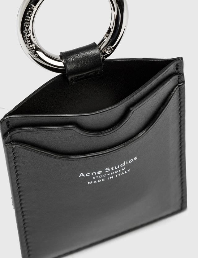 Acne Studios Keychain Cardholder