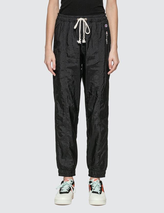 Champion Reverse Weave Nylon Elastic Cuff Pants