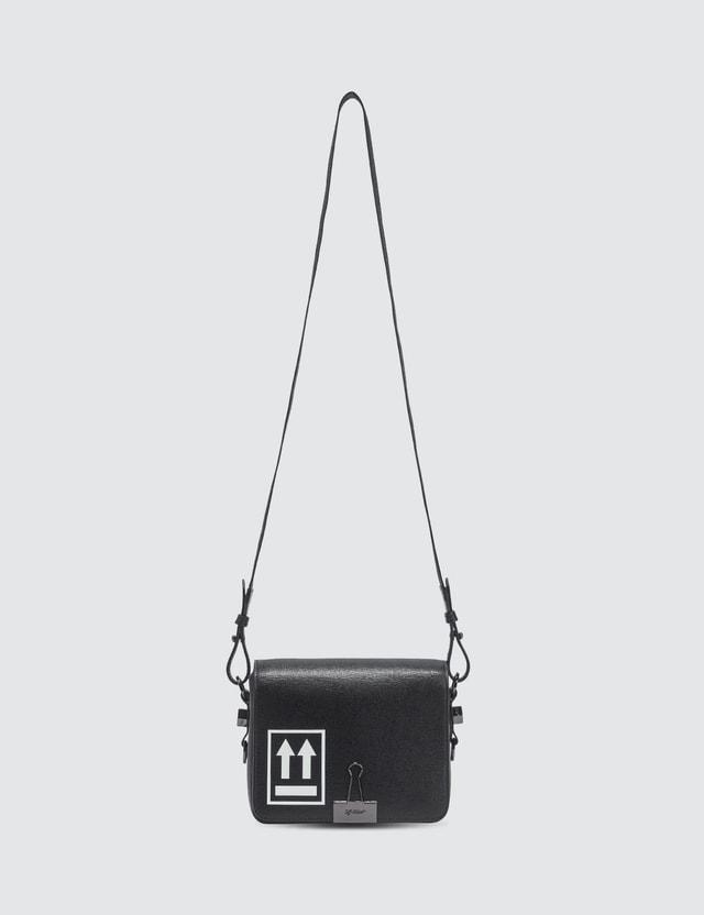 Off-White Arrow Printed Flap Bag