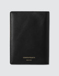 Common Projects Passport Holder In Soft Leather Picture