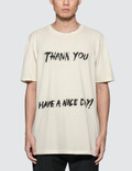 "3.1 Phillip Lim ""Thank You"" Perfect S/S T-Shirt Picture"