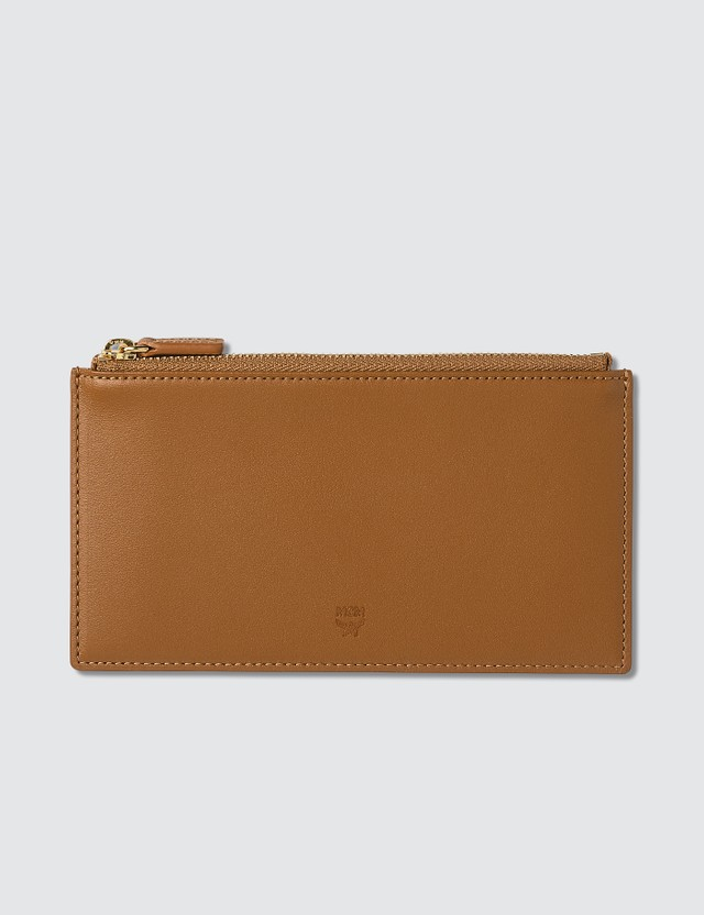 MCM Coin Wallet in Visetos Original