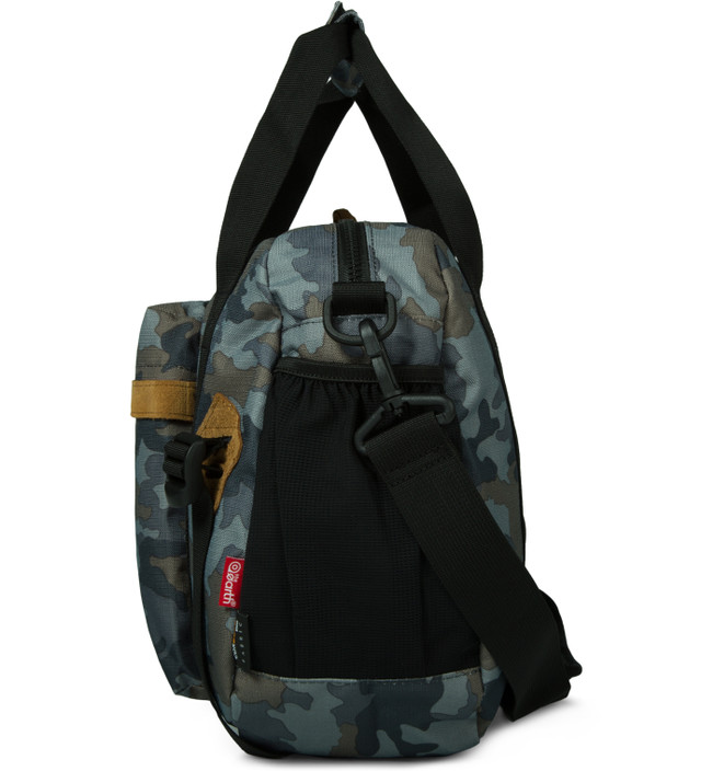 The Earth Camo OD-13L. Travel Bag