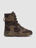 Yeezy Season 6 Military Boot In Washed Canvas Picture