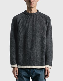 Maison Margiela Knit Pullover Sweater
