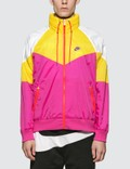 Nike Colorblock Zip Up Jacket Picture