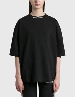 Palm Angels Classic Logo Over T-Shirt