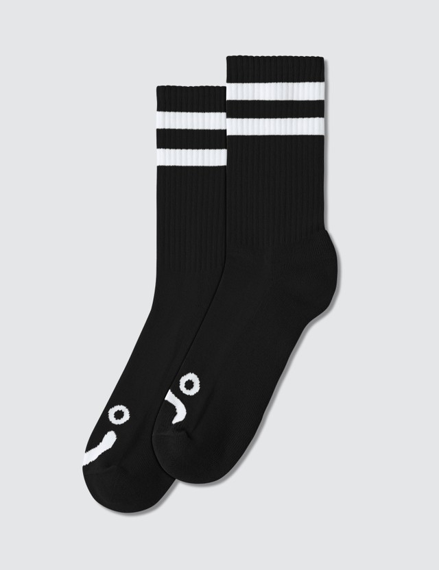 Polar Skate Co. Happy Sad Socks