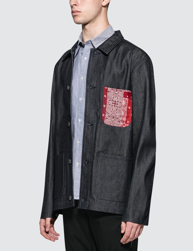 SOPHNET. Coverall Jacket
