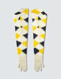 Maison Margiela Long Split Finger Gloves