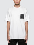 White Mountaineering Logo Printed Pocket T-Shirt Picture