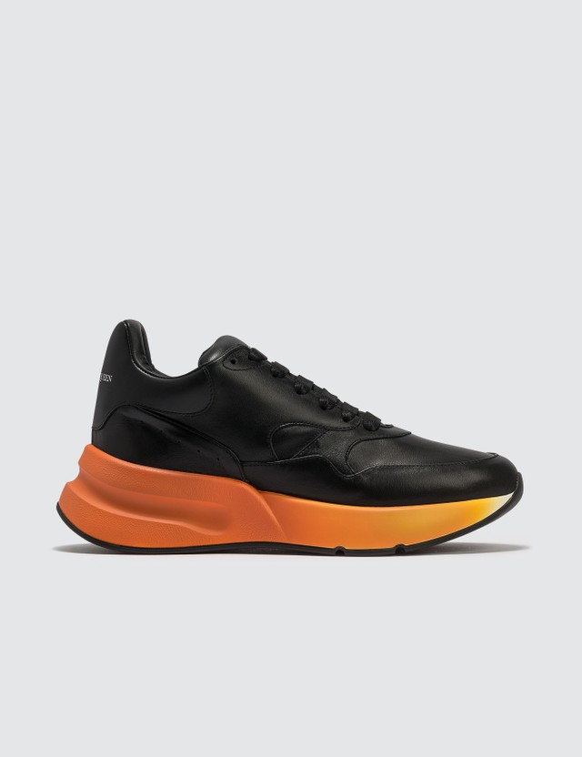 Alexander McQueen Leather Sneaker
