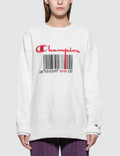Champion Reverse Weave Crewneck Sweatshirt Picture