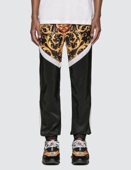 Versace Paint Splattered Trackpants