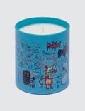 "Ligne Blanche Jean-Michel Basquiat ""Blue"" Perfumed Candle Picture"