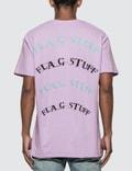 Flagstuff Semi Circle Logo T-Shirt