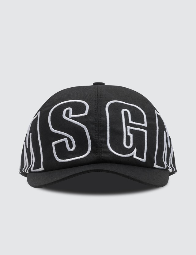 MSGM MSGM Logo Cap