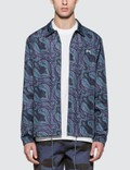 Stussy Paisley Coach Jacket Picture