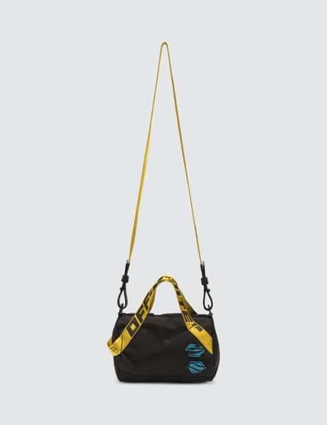 Off-White Nylon Baby Duffle Bag