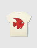 Mini Rodini Fish Sp Tee Picture