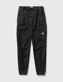 Stone Island Regular Fit Cargo Pants