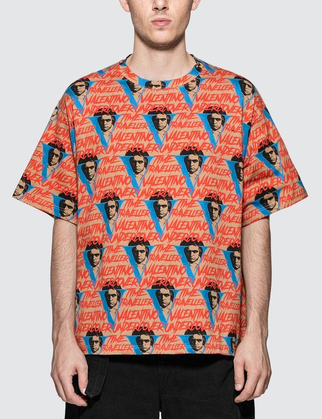 Valentino Valentino x Undercover Allover V Face T-Shirt