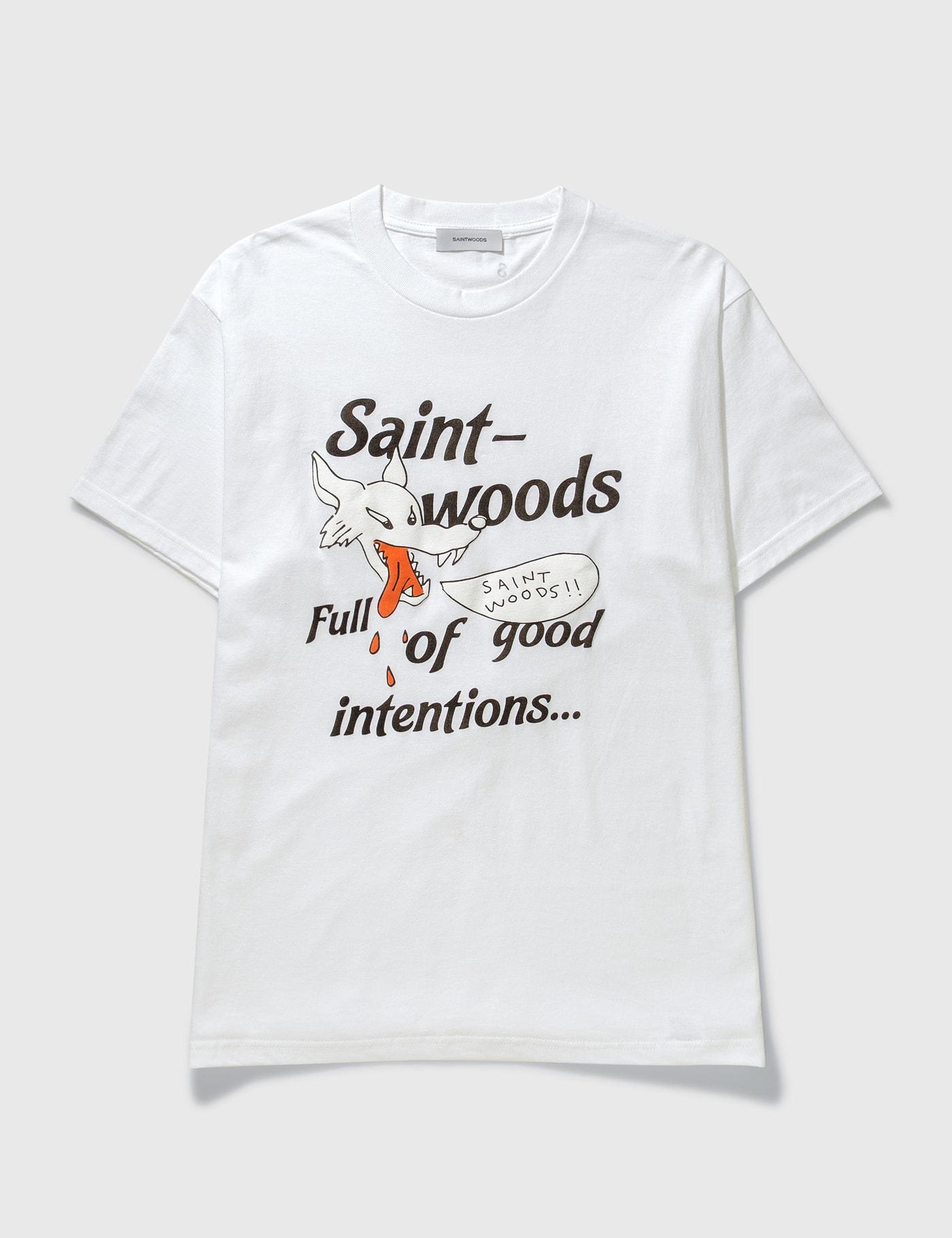 Saintwoods WOLF T-SHIRT
