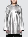MM6 Maison Margiela Over-sized Hoodie