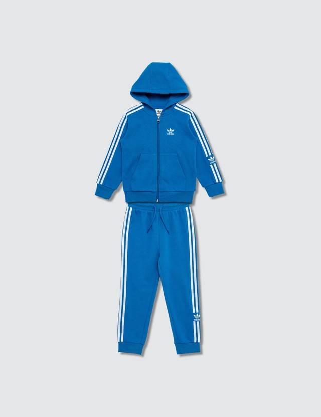 Adidas Originals New Icon Hoodie and Pants Set