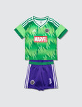 Adidas Originals Marvel Hulk Football Set Picutre