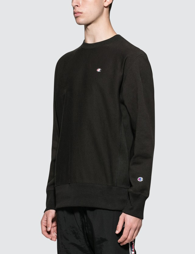 Champion Reverse Weave Small Logo Sweatshirt