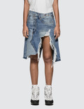 R13 Norbury Denim Skirt Picture