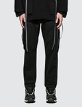 White Mountaineering Stretched Cargo Tapered Pants Picture