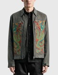 Maharishi Liberty Dragon Silk Jacket Picutre