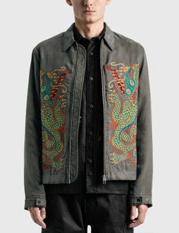 Maharishi Liberty Dragon Silk Jacket