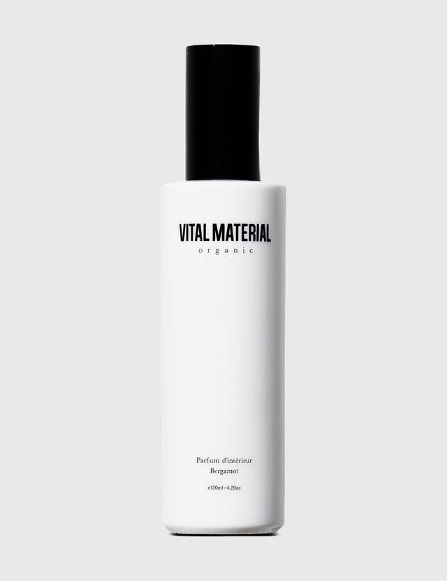 Vital Material Room & Fabric Mist Bergamot White Unisex