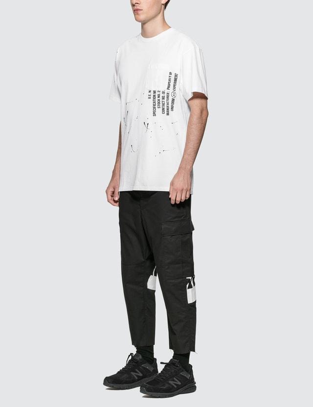 uniform experiment Dripping Pocket T-shirt