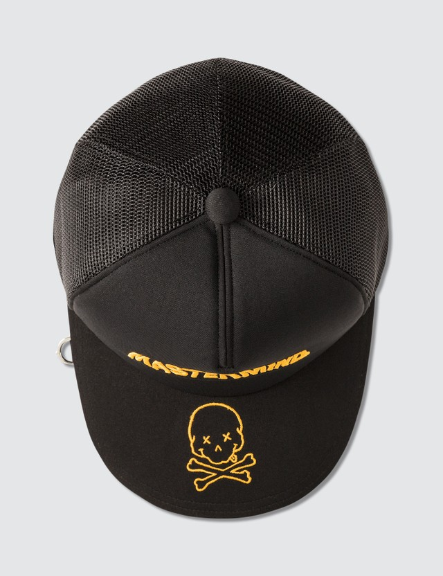 Mastermind World Embroidered Logo Cap