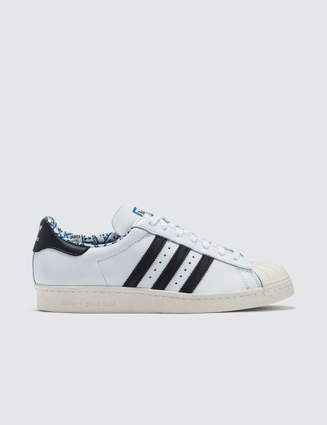 premium selection 41587 bffa1 Adidas Originals Have A Good Time x Adidas Superstar 80s ...